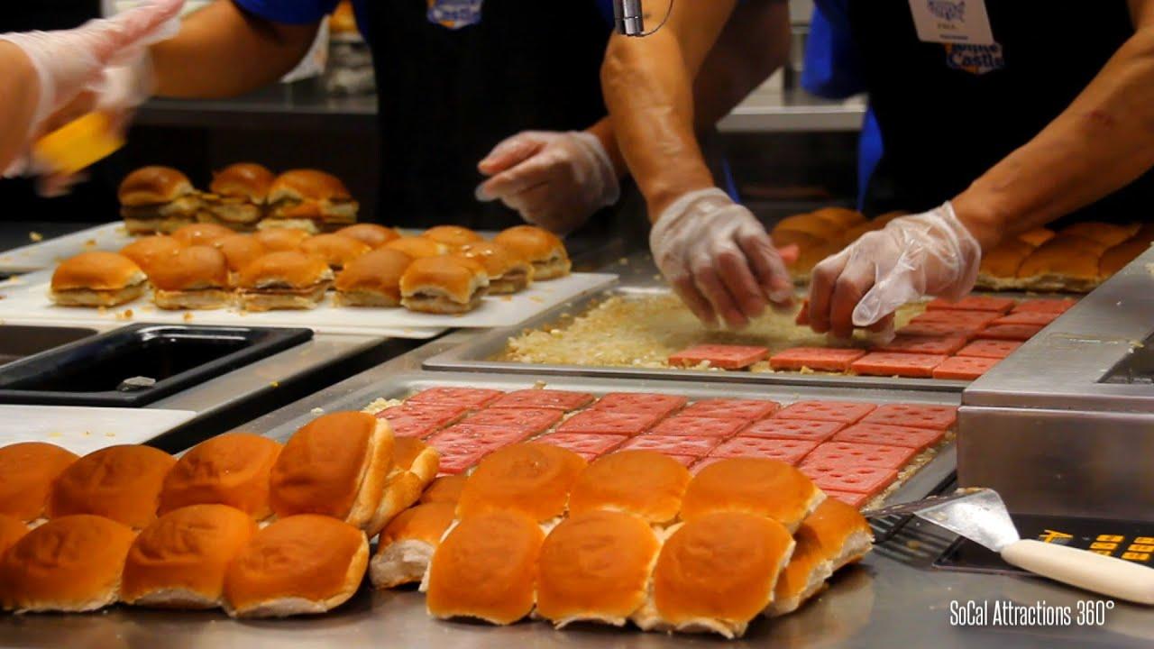 White Castle Burger Copycat Recipe – Baked in the oven ... |White Castle Burger