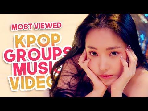 «TOP 50» MOST VIEWED KPOP GROUPS MUSIC VIDEOS OF 2018 (July, Week 2)