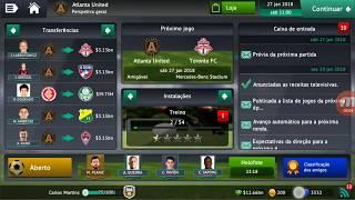 Soccer Manager 19 HACKER de Dinheiro e Moedas Azuis