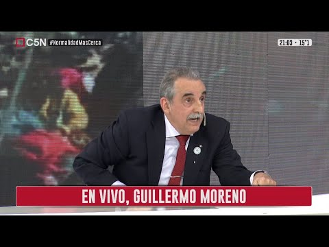"""Download Guillermo MORENO: """"El que PUSO las RESTRICCIONES a la ARGENTINA fue el FMI"""""""