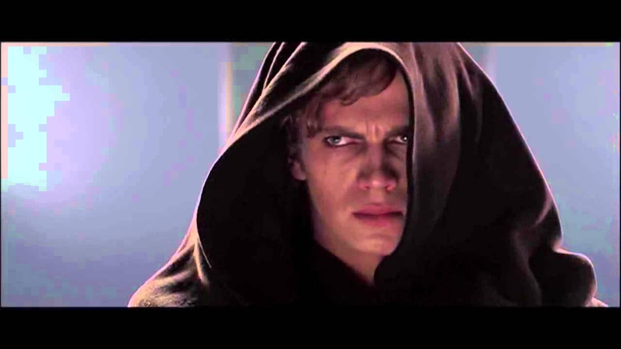 Anakin Skywalker/Darth Vader Tribute - The Dark Side - YouTube