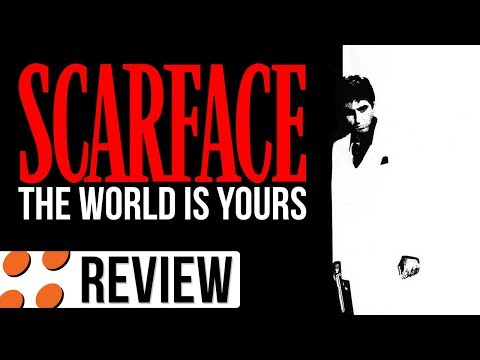 Scarface: The World Is Yours For Xbox Video Review