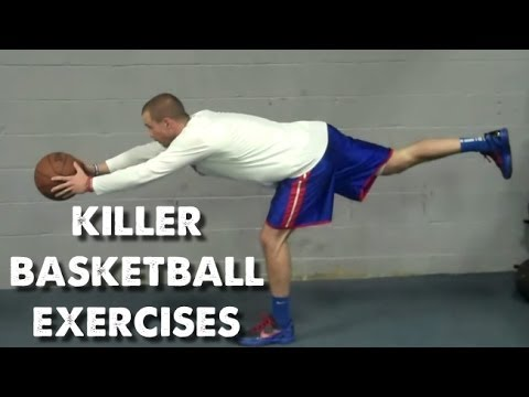 Top 18 Strength Exercises For Basketball Players