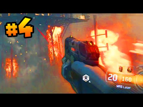 """Call of Duty BLACK OPS 3 Walkthrough (Part 4) - Campaign Mission 4 """"PROVOCATION"""" (COD 2015 HD)"""