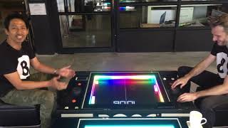 Get to know Atari Pong Table