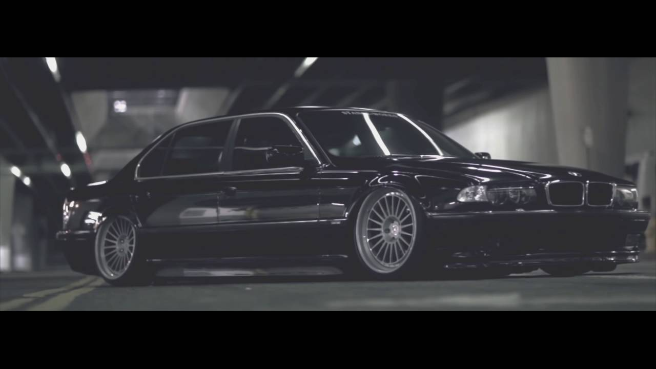 Mafia Black Bmw E38 7 Series Motive Council Youtube
