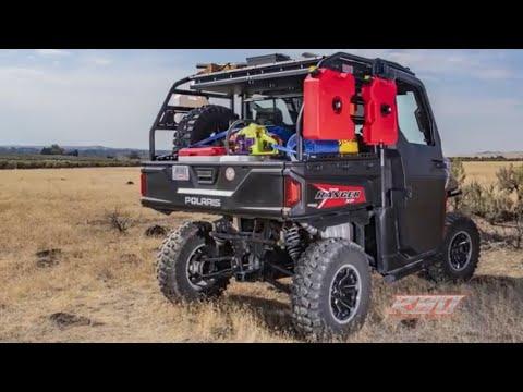 Polaris Ranger Utility Cargo Rack - Razorback Offroad™