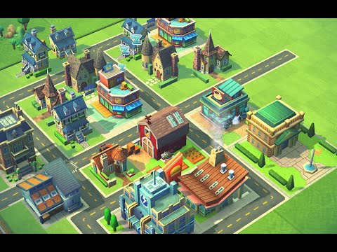 CITYVILLE PART 2 Android / IOS Gameplay Trailer