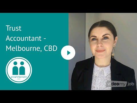 Trust Accountant - Melbourne, CBD