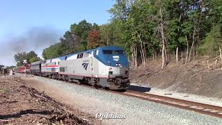 Chasing the AAPRCO Green Mountain Flyer 9/17/17