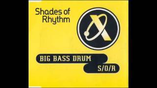 SHADES OF RHYTHM BIG BASS DRUM