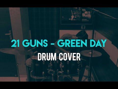 21 Guns - Green Day   Drum Cover by Rishik