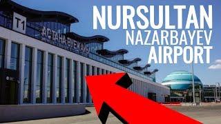 Смотреть видео гостиница в аэропорту астаны