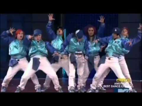 Tổng hợp các nhóm nhảy hay nhất nước Mỹ..:D