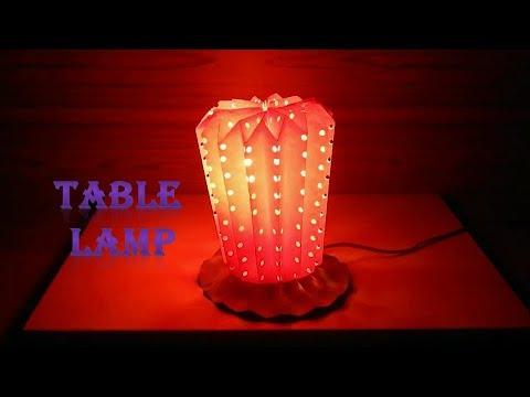 Paper Lamp U2013 Tabletop Lamp / Lantern / Lamp Shades For Diwali / Christmas  Decoration
