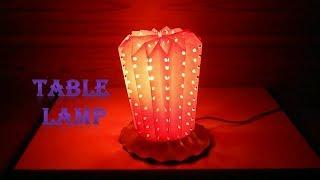 Paper Lamp  –  Tabletop lamp / lantern / lamp shades  for Diwali / Christmas  decoration