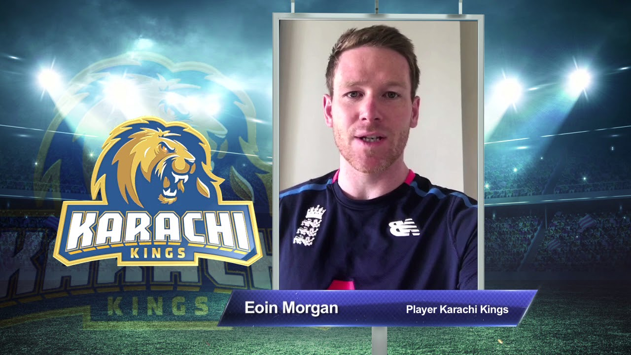 Image result for morgan from khi kings