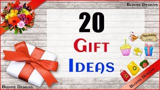 20 Gift Ideas For Women, Gift Ideas For Birthday, Gifts For Girlfriend, Birthday Gift