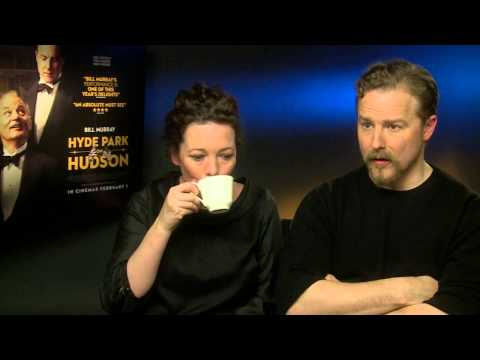 Olivia Colman and Samuel West Interview - Hyde Park on Hudson