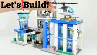 LEGO City: Police Station 60047 - Let's Build!