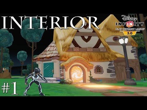 Disney Infinity 3.0 Mon INterieur #1 FR