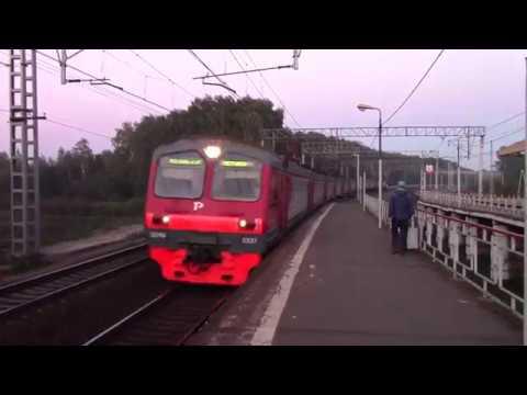 ЭД4М-0337, платформа Никольское