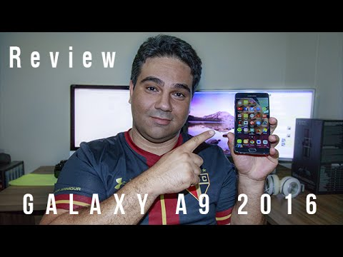 Review SAMSUNG Galaxy A9 2016 ( SM-A910F/DS )