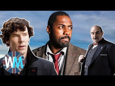 Top 10 British TV Detectives