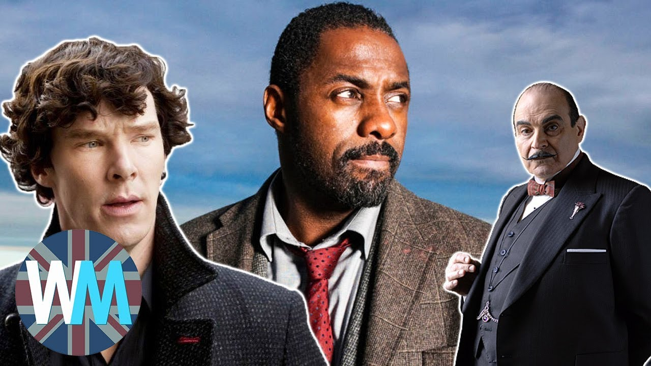 Top English Detectives: TV Series 97