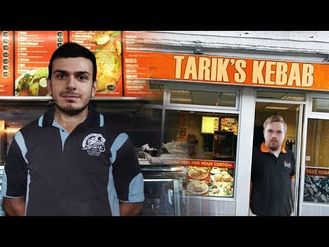 TARIK'S KEBAB SHOP ft. JasonR (Rank S)