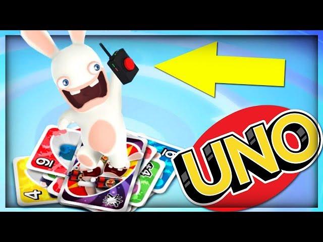 【DE JuN】UNO - 史上最多牌!就是要陷害對方!