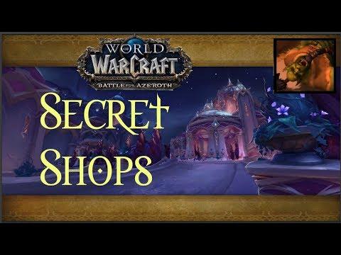 MEGA Compilation of Secret Shops for Gold Making [Volume 2]