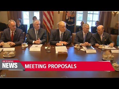 N. Korea suggests meetings to U.S. expert close to Trump administration: Sankei