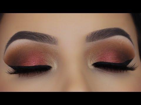 brown-everyday-makeup-tutorial-|-go-to-eye-look