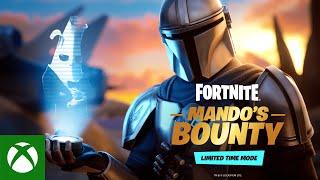 Mando's Bounty LTM   Fortnite
