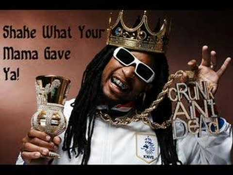 Lil Jon - Shake What Your Mama Gave Ya!