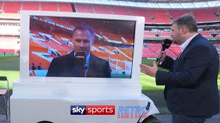 Jamie Carragher interviewed by Jamie Carragher