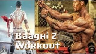 Baaghi 2 & Rambo Tiger Shroff Latest Workout Leaked 2018 - DESI DAWAKHANA