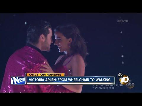 Victoria Arlen: from wheelchair to dancing