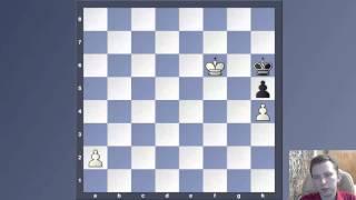 Уроки шахмат для начинающих.Продвижение пешки. Правила, советы, типовые позиции.