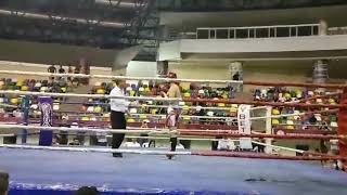 Gambar cover Uğur KARAHAN - 71  kg. Low Kick Fight- Kick Boks
