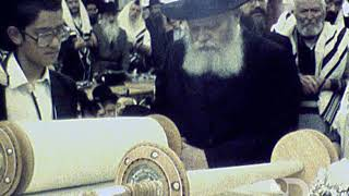 Tishrei with the Rebbe | 5745