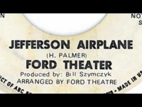 FORD THEATRE - jefferson airplane