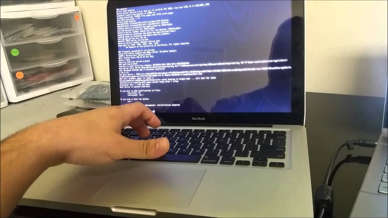how to a•' restore reset a macbook a1278 to factory settings a•' mac os x youtube