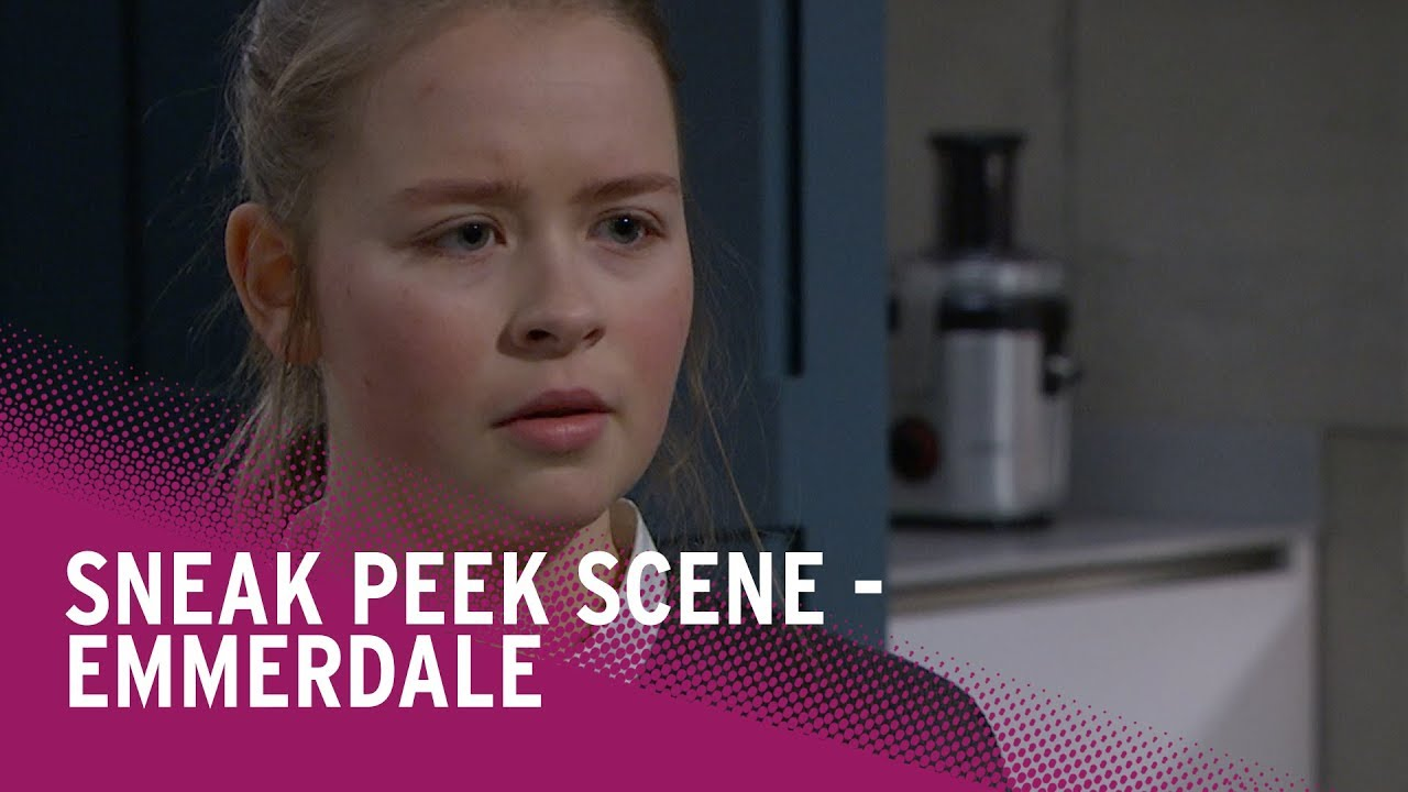 Emmerdale Spoilers: Liv is Confronted by Bernice - and Leaves Aaron Stunned