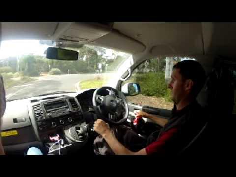 Quadriplegic Driving with Paravan Steering