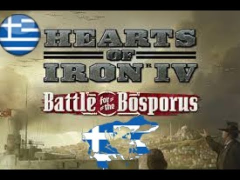 Hearts Of Iron IV: Megali Idea |