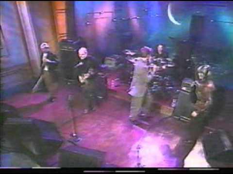 Smashing Pumpkis - Muzzle (Conan O'Brian 02-25-1997)