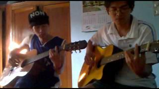 Khóc Cho Người Đi - Guitar