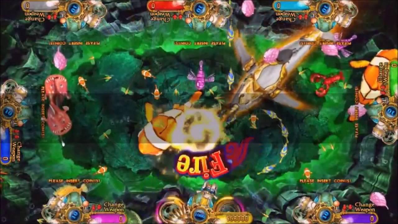 Hasil gambar untuk game tembak ikan